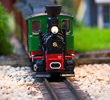 Toy Train II ~ Minatures Series by Jeanie93