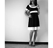 Feeling Girly Photographic Print