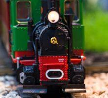Toy Train II ~ Minatures Series Sticker