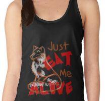 Just eat me alive .2 Women's Tank Top