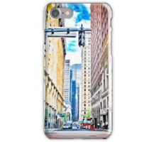 Downtown Pittsburgh  iPhone Case/Skin