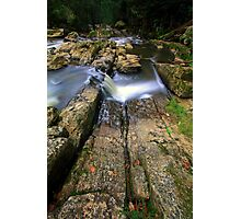"""""""Rocks and Water"""" Photographic Print"""