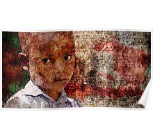 Pour les enfants d'Haïti Poster