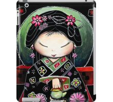 Little Green Teapot iPad Case/Skin