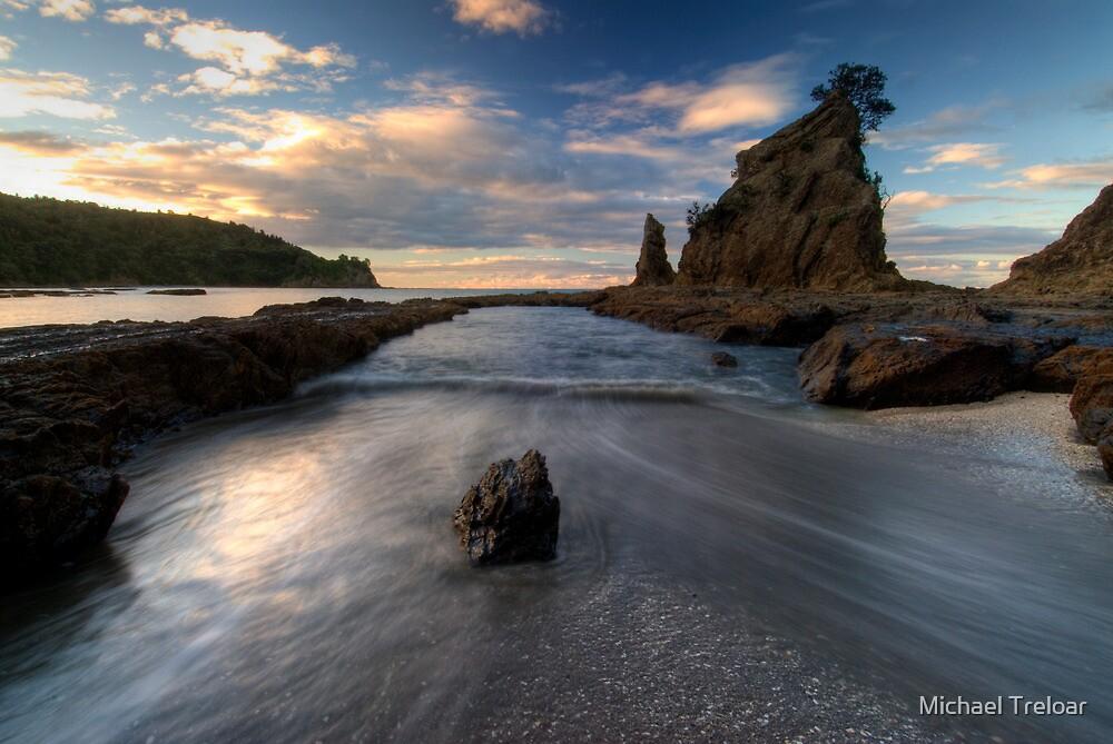 Rock by Michael Treloar