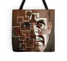 fear lies within the frame Tote Bag