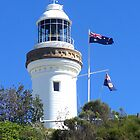 ~ Norah Head Lighthouse ~ NSW ~ Australia by Donna Keevers Driver