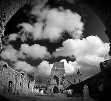 Athassel Abbey - County Tipperary, Ireland by espanek