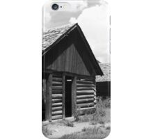 Ashcroft Ghost Town iPhone Case/Skin