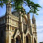 St Albans Abbey ~ Hertfordshire 2007 by Samantha Creary
