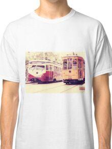 San Francisco Street Cars Classic T-Shirt