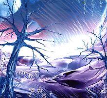 Tree Spirit by Caroline Senior