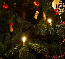 Christmas ornaments by Nordlys
