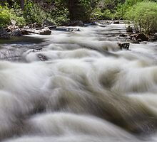 Boulder Creek in Slow Mo by wisdomwords