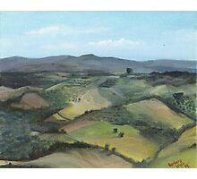 Montecastello view #1 Photographic Print