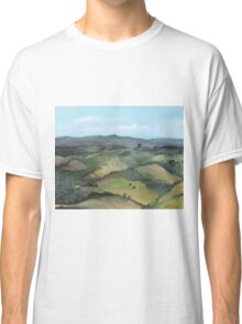Montecastello view #1 Classic T-Shirt