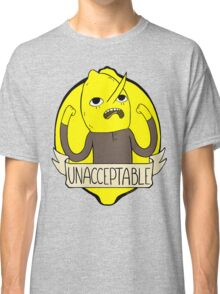 UNACCEPTABLE Classic T-Shirt