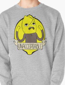 UNACCEPTABLE Pullover