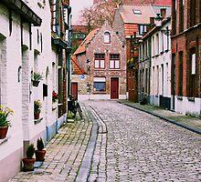 Charming Brugge! by Gursimran Sibia