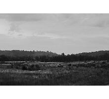 Remote land Photographic Print