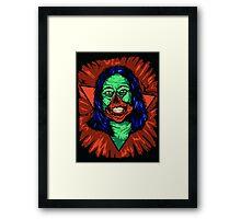 Zong Framed Print