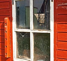 Old window by Nordlys