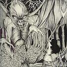 THE DARK WOOD by John Dicandia ( JinnDoW )