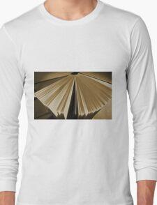 Open Book Long Sleeve T-Shirt