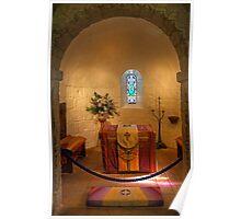 St. Margaret's Chapel Interior Poster