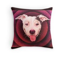 Jimmy Sue Throw Pillow