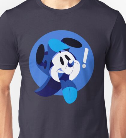 Puppy Boy Blue Unisex T-Shirt