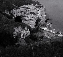 Blackhall Rocks: no.2 by Paul Berry