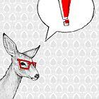 Oh Deer by extrafancyganza