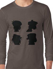 the gorillaz  Long Sleeve T-Shirt