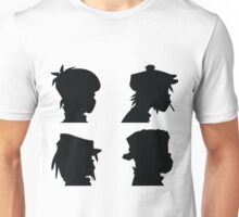 the gorillaz  Unisex T-Shirt