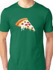 Pizza - 8 bit Unisex T-Shirt