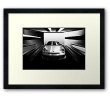 Porsche 996 GT2 #4 Framed Print