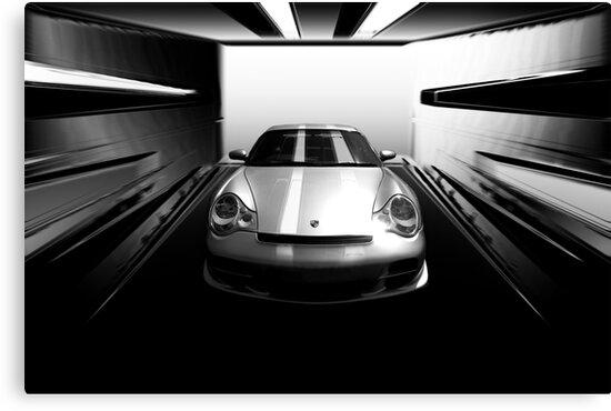 Porsche 996 GT2 #4 by SupercarArt
