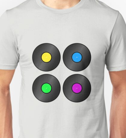 vinil records Unisex T-Shirt