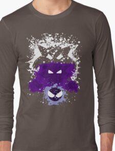Gastly, Haunter, and Gengar Splatter T-Shirt