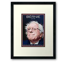 Bérnie Framed Print