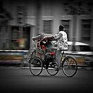 Ride To The Destination by Charuhas  Images