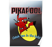 Pikapool Poster