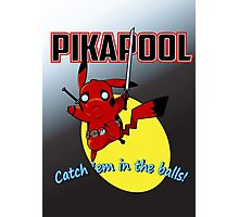Pikapool Photographic Print