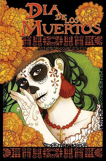 Dia de los Muertos 2009 by Kiri Moth
