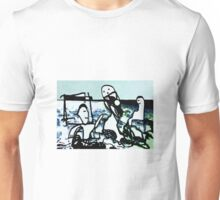 Playing in the Snow Unisex T-Shirt
