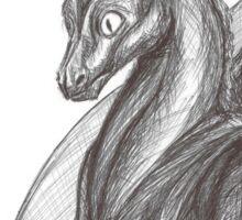 THE Dragon. Sticker