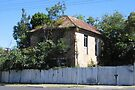 An old building on Albion Street, Warwick, QLD on a nice Easter Sunday 2012 by Albert