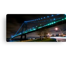Verrazano-Narrows Bridge Canvas Print