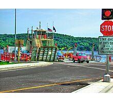 Merrimac Ferry Photographic Print